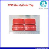 Étiquette de coffre de rebut de fréquence ultra-haute d'IDENTIFICATION RF d'ABS pour suivre le management