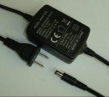 Adaptateur secteur universel 5V2a à courant alternatif à courant alternatif avec UE, UK, Us Plug