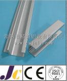 I profili di alluminio di 6060 serie con mobilia, lega di alluminio (JC-P-82027)