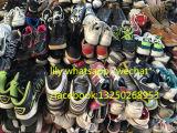 Используемые ботинки оптом для используемых Африкой ботинок людей, используемых ботинок женщин