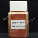 Poudre de colorant de mica de chrome de commande des vitesses de 88422 rouges/de couleur caméléon d'or