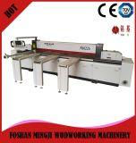 Le panneau en bois de découpage de haute précision a vu la machine