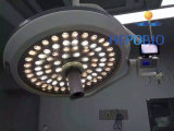 ISO/CE de equipos médicos hospitalarios de la luz de la operación quirúrgica Shadowless LED Lámpara quirúrgica