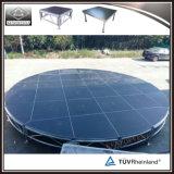 Event를 위한 최신 Sale Portable Mobile Aluminum Circle Stage