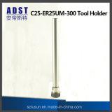 CNC 아버 C25-Er25um-300 공구 홀더 CNC 기계 똑바른 정강이 물림쇠
