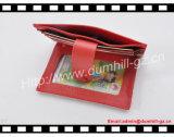Нов держатель кредитной карточки конструкции кожи PU Bifold