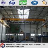 Estrutura de aço prefabricadas Sinoacme a construção do prédio