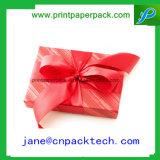 Moda de nueva cinta de opciones personalizadas de papel cajas de embalaje Caja de regalo