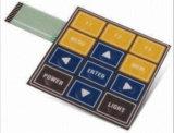 متعدّد أساسيّة الطّرازيّة [ممبرن سويتش] لوحة مفاتيح مع [3م467] [3م468] مادة