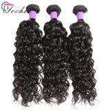 Бразильский Unprcessed Virgin волосы водой волны 100% Реми человеческого волоса Extensions