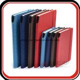 Agenda do escritório do livro de nota do estudante do plutônio da espinha do suporte da pena