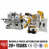 Alimentador automático de folha de bobina com alisador para linha de imprensa (MAC4-600-4)