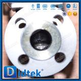El borde de Didtek termina la vávula de bola eléctrica de JIS 10K V para el petróleo