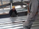 Strati d'acciaio galvanizzati di Decking per Concreting