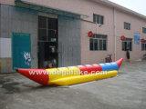 高品質の膨脹可能なバナナ水ゲーム、スポーツ水ゲーム
