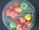 Коробка упаковки волдыря фруктового салата PVC прозрачная