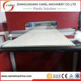 Panneau de la production Line/PVC de panneau de mur de WPC faisant la ligne d'extrusion de Machine/WPC