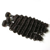 Qualidade superior da classe 7A Virgin Brazilian Hair Deep Wave