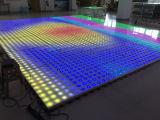 デジタル段階のための携帯用対話型LEDダンス・フロアのパネル
