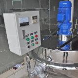 Acero inoxidable calefacción eléctrica la inclinación de la olla cocción de alimentos