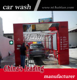 Lavage haïtien 60 véhicules par matériel rapide de lavage de tunnel d'heure