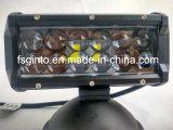 "4D 12 "" 차 (GT34004D-72W)를 위한 LED 최고 반점 Offroad 모는 표시등 막대"