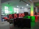 Rupteur d'allumage de compte à rebours de circulation de l'intense luminosité DEL/mètre de compte à rebours