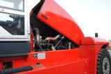 Cummins Engineが付いている16tonフォークリフトの容器のフォークリフトの重いディーゼルフォークリフト