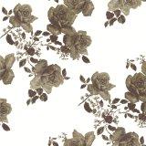 Ткань изготовленный на заказ печатание ткани химически для простыни (DSC-4062)