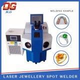 중국 최고 100W 외부 보석 Laser 용접 기계 반점 용접공