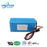 電動車椅子の電源24V30ahのためのリチウム電池