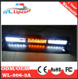 LED Aviso Strobe Flash LED Dash Deck Visor Light