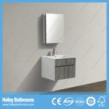 Heißer Verkaufs-an der Wand befestigter Melamin-Badezimmer-Schrank mit Spiegel-Eitelkeit