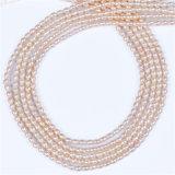 Стренга перлы формы риса пресноводная