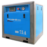 Kompakter kleiner riemengetriebener Schrauben-Luftverdichter/mit Luft-Trockner-und Luft-Becken