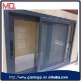 Marco de aluminio Windows redondo que se abre