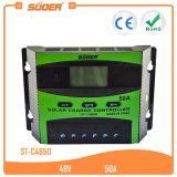 Suoer 48V 50Aの太陽ホームシステム太陽エネルギーのコントローラ(ST-C4850)