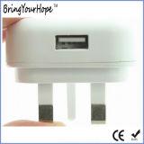 Foldable 3つのピンBS USBの充電器(XH-UC-013F)