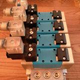 Elettrovalvola a solenoide delle valvole 12V del gruppo dei solenoidi della Cina ISO5599-1 3