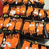Guantes de trabajo-Seguridad Guante de cuero artificial Guante Guante-Mecánico-Trabajo Guante