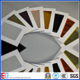 [3-6مّ] مزدوجة يكسى فضة مرآة, لون مرآة ([إغسل031])