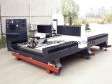 Steingravierfräsmaschine-Drehmittellinie CNC-Fräser