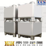 1000リットルのステンレス鋼の気密の食糧IBCタンク容器