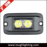 12V 3 10Вт мини-прожекторов на месте для утопленного монтажа светодиодный индикатор рабочего освещения для просёлочных дорог грузовики