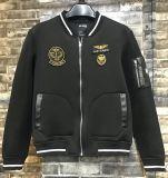 Тип Spacewadding способа кожаный карманный с курткой высокого качества для людей