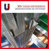 Galvanisierte Stahlweg-Vorstand-Baugerüst-Planke-Rolle, die Maschine bildet
