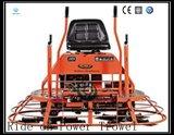 Giro concreto della benzina sul Trowel di potere (macchina) con il motore Gyp-830 della Honda Gx390