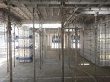 Système en aluminium de coffrage pour le plancher et la colonne (LW-AF)
