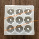 Plastikspritzen-Stapel-Basis-Distanzstück-Form (YB6209-YL) für hohes Gleis
