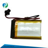 7,4 V 2600mAh Li-ion de alta potencia Batería de polímero con CE y RoHS